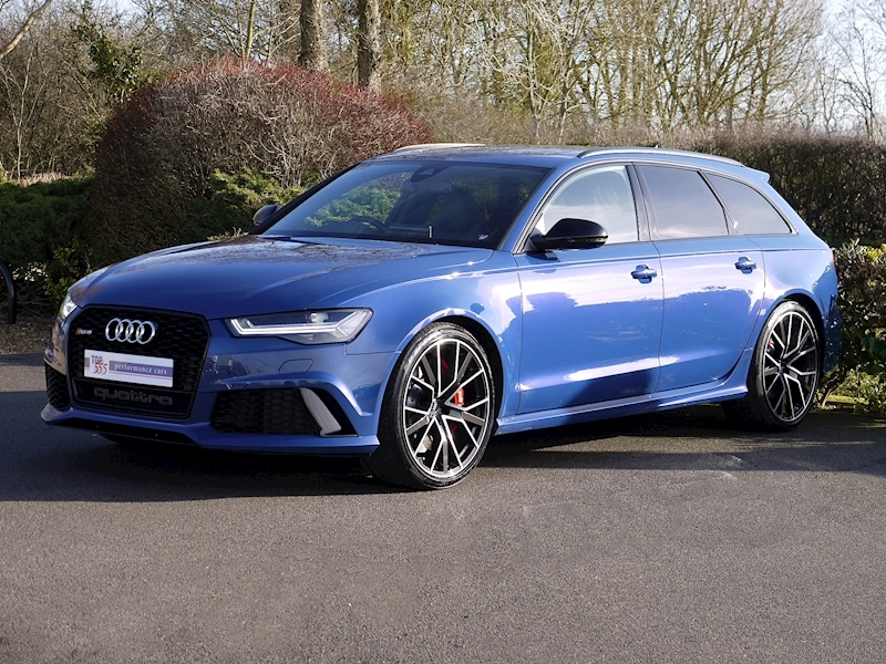 Audi RS6 PERFORMANCE 4.0 TFSI QUATTRO - Large 17