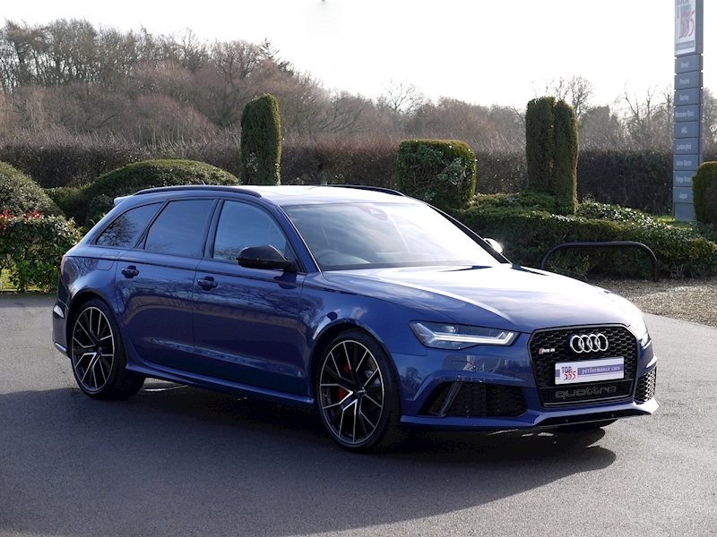 Audi RS6 PERFORMANCE 4.0 TFSI QUATTRO - Large 28