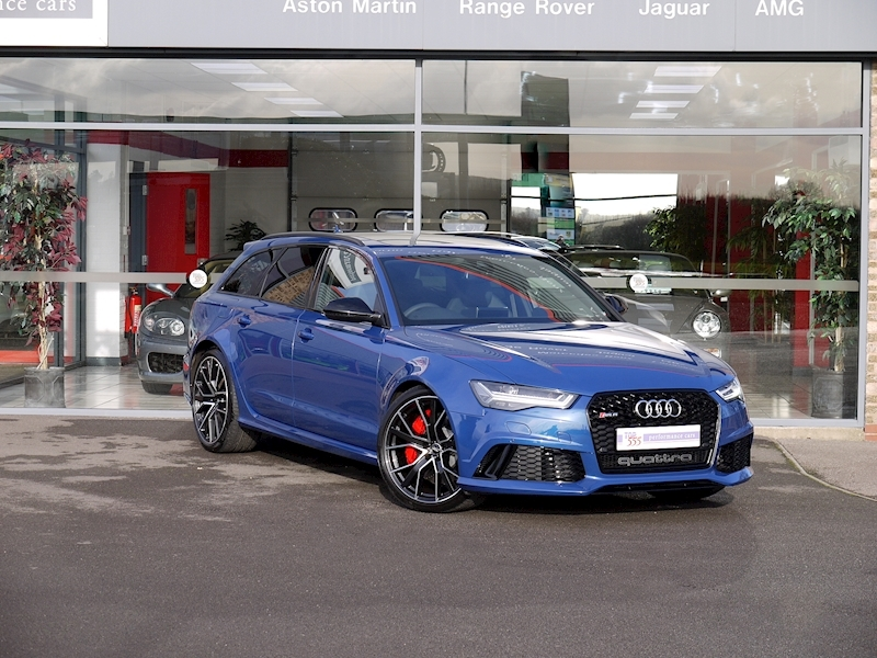 Audi RS6 PERFORMANCE 4.0 TFSI QUATTRO - Large 32