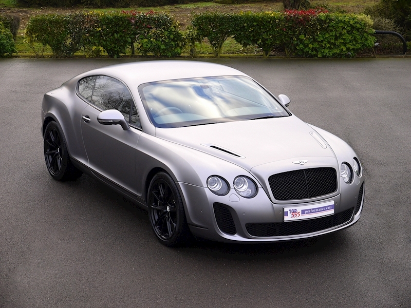 Bentley Continental GT Supersports - Large 0
