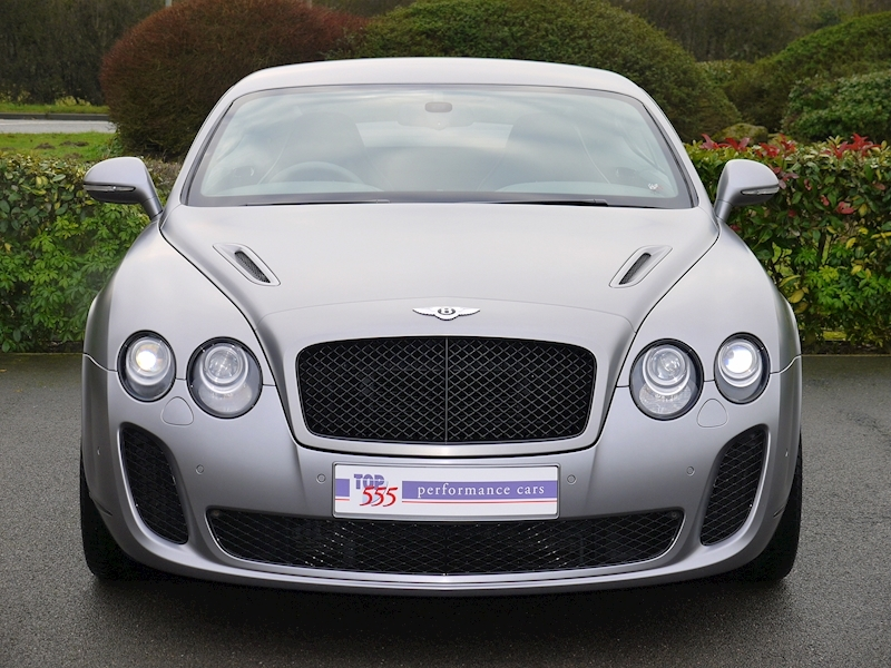 Bentley Continental GT Supersports - Large 20