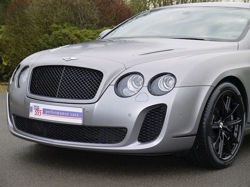 Bentley Continental GT Supersports - Large 21