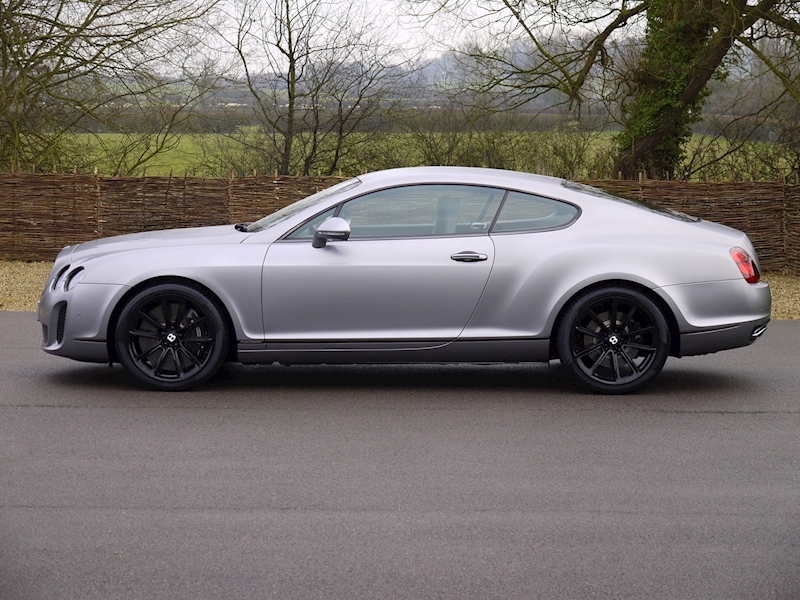 Bentley Continental GT Supersports - Large 22