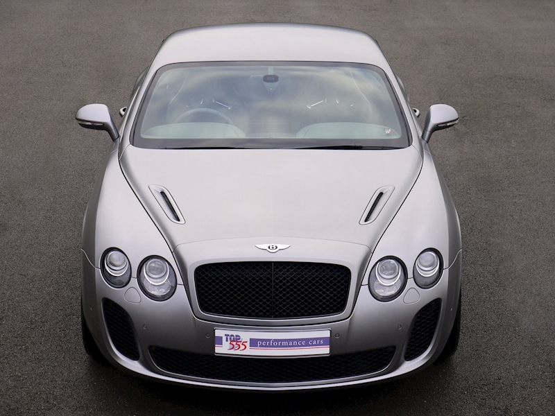 Bentley Continental GT Supersports - Large 23