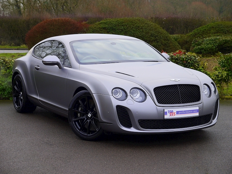 Bentley Continental GT Supersports - Large 25