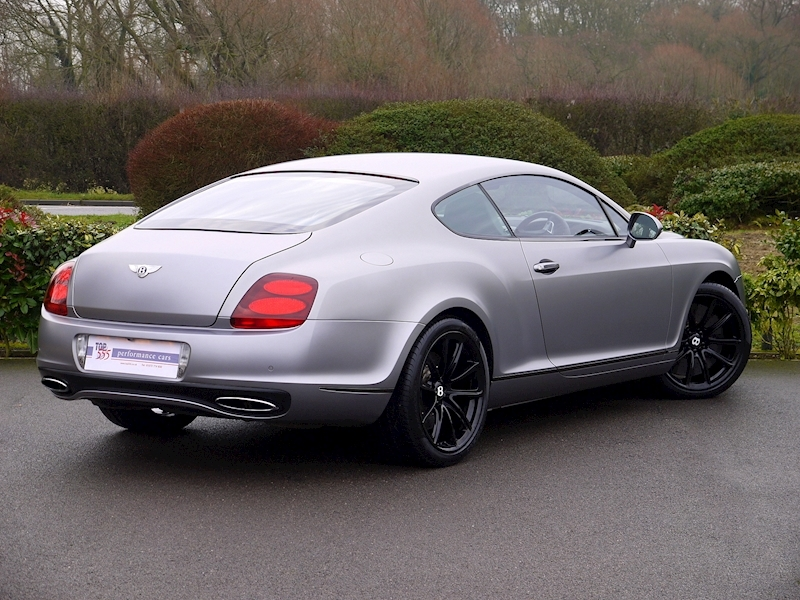 Bentley Continental GT Supersports - Large 26