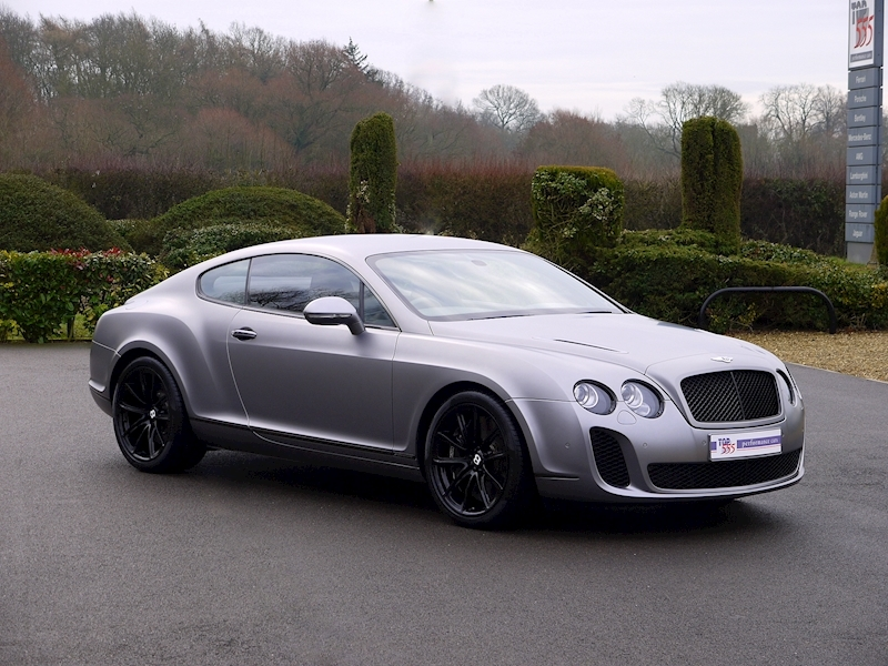 Bentley Continental GT Supersports - Large 33