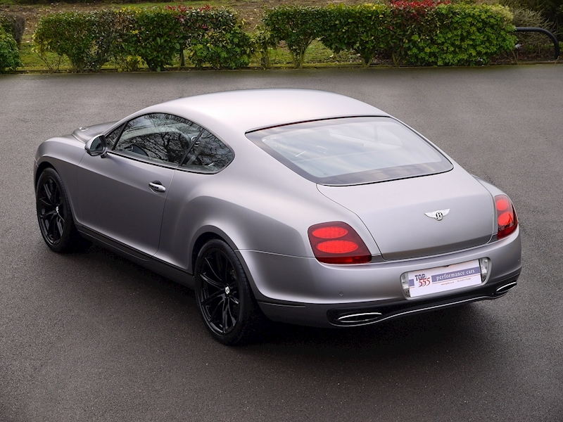 Bentley Continental GT Supersports - Large 34