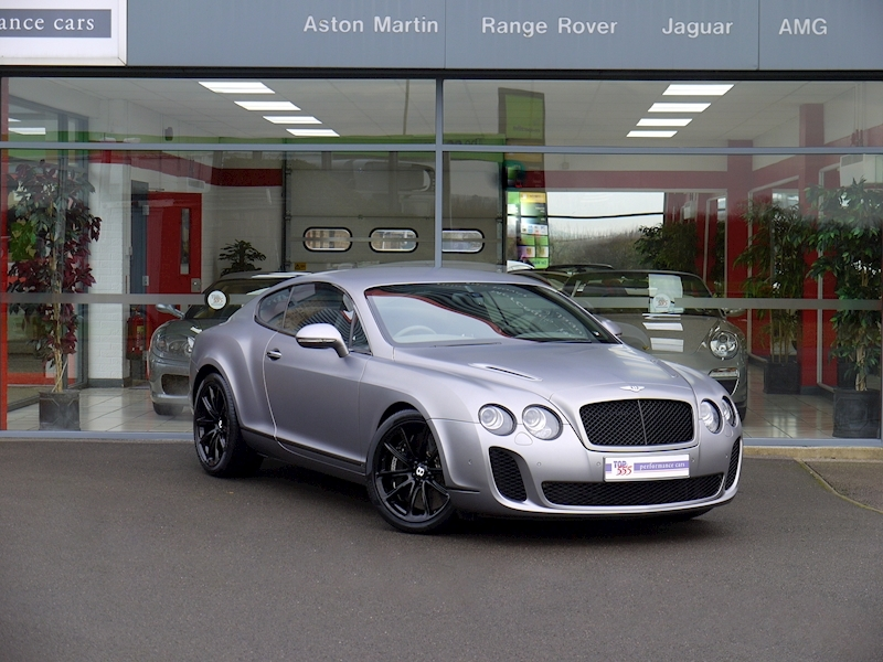 Bentley Continental GT Supersports - Large 36