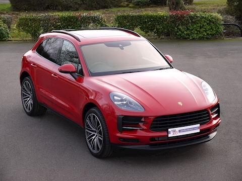 Porsche Macan 2.0 PDK - New Model