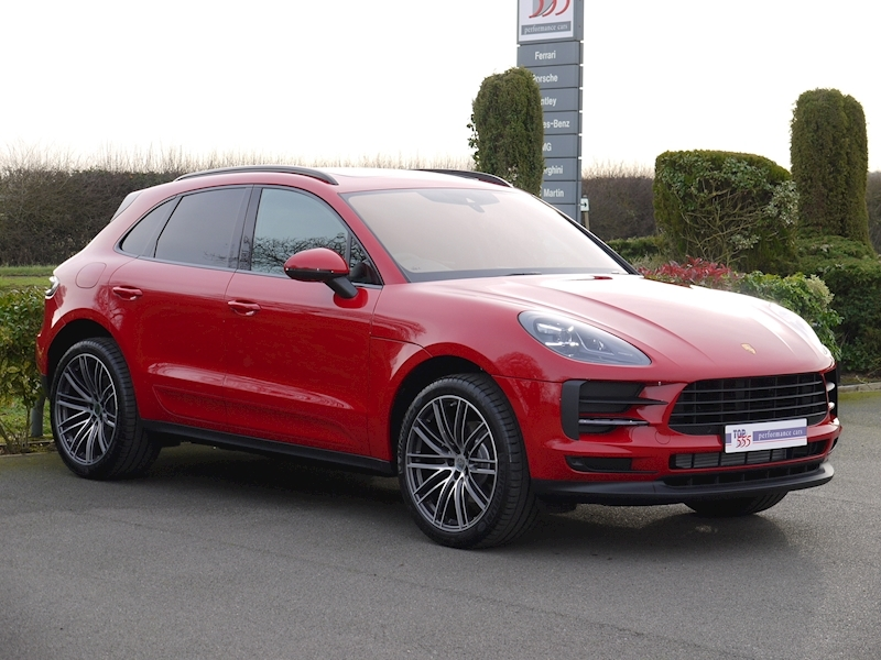 Porsche Macan 2.0 PDK - New Model - Large 20