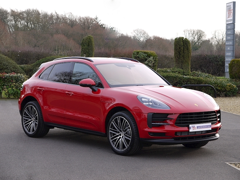 Porsche Macan 2.0 PDK - New Model - Large 35