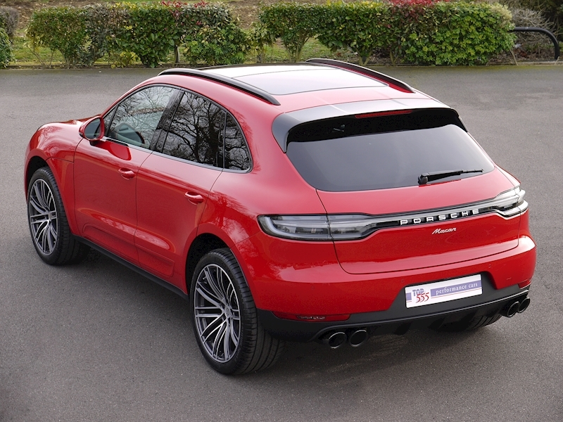 Porsche Macan 2.0 PDK - New Model - Large 37