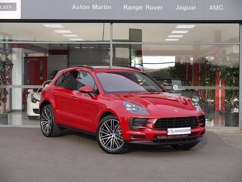 Porsche Macan 2.0 PDK - New Model - Large 38
