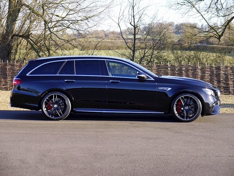 Mercedes-Benz E 63 S 4Matic+ Estate 4.0 - Large 15