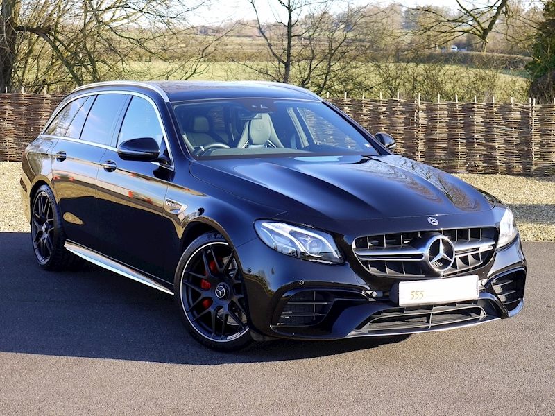 Mercedes-Benz E 63 S 4Matic+ Estate 4.0 - Large 20