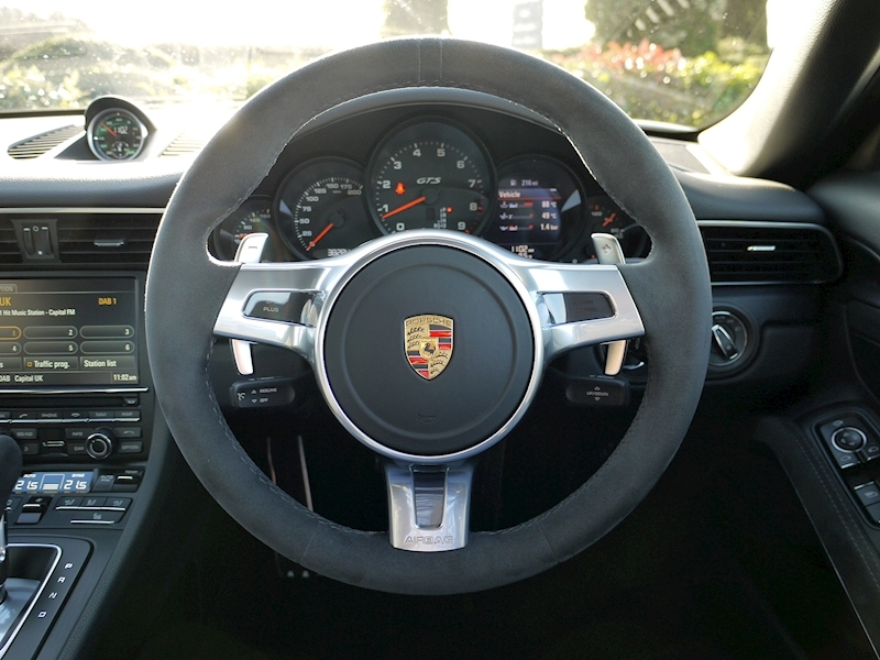 Porsche 911 (991.1) Carrera GTS Coupe 3.8 PDK - Large 21