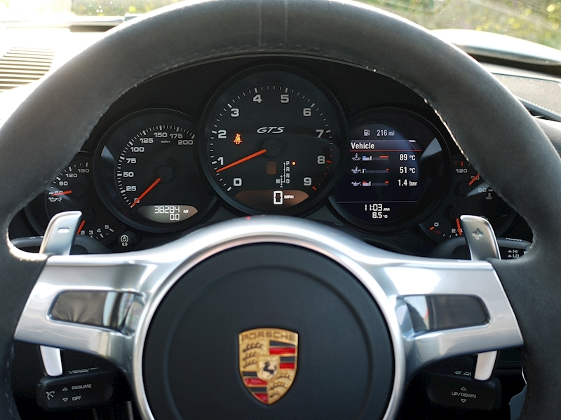 Porsche 911 (991.1) Carrera GTS Coupe 3.8 PDK - Large 22