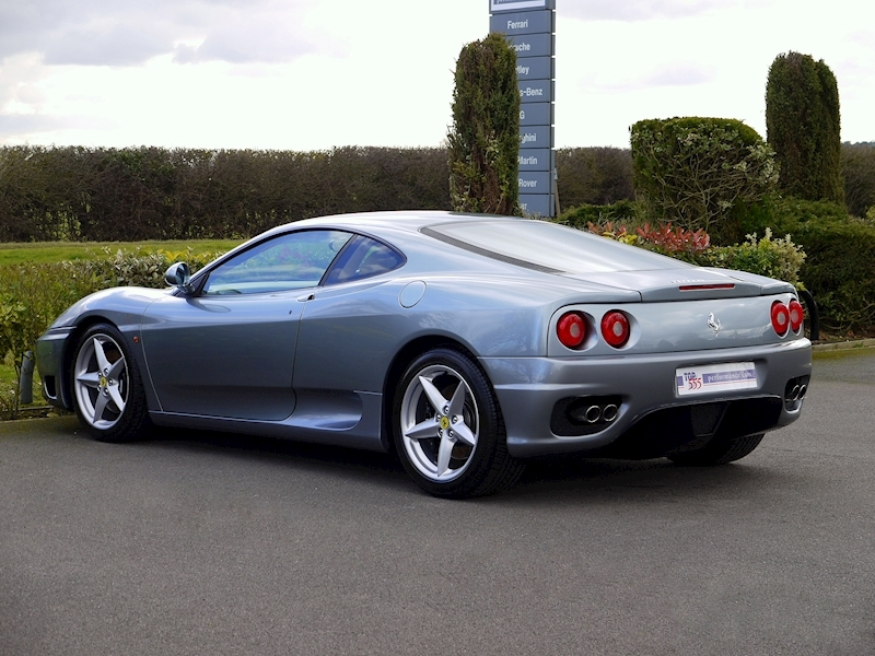 Ferrari 360 Modena - Manual - Large 11
