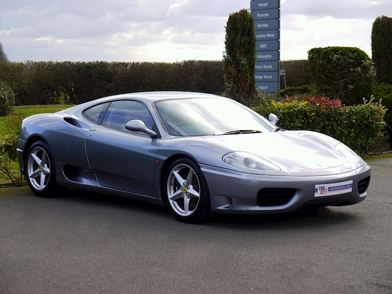 Ferrari 360 Modena - Manual - Large 19