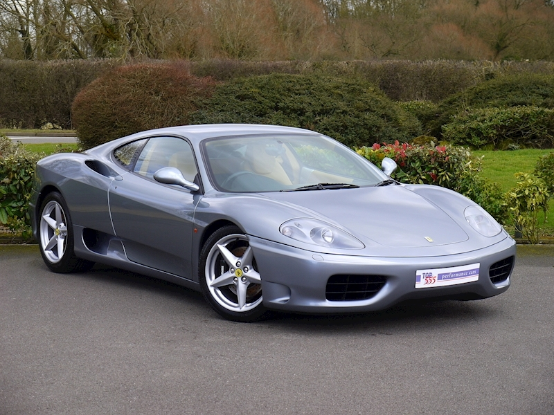 Ferrari 360 Modena - Manual - Large 23