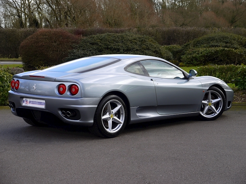 Ferrari 360 Modena - Manual - Large 25