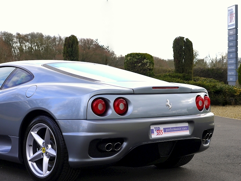 Ferrari 360 Modena - Manual - Large 36