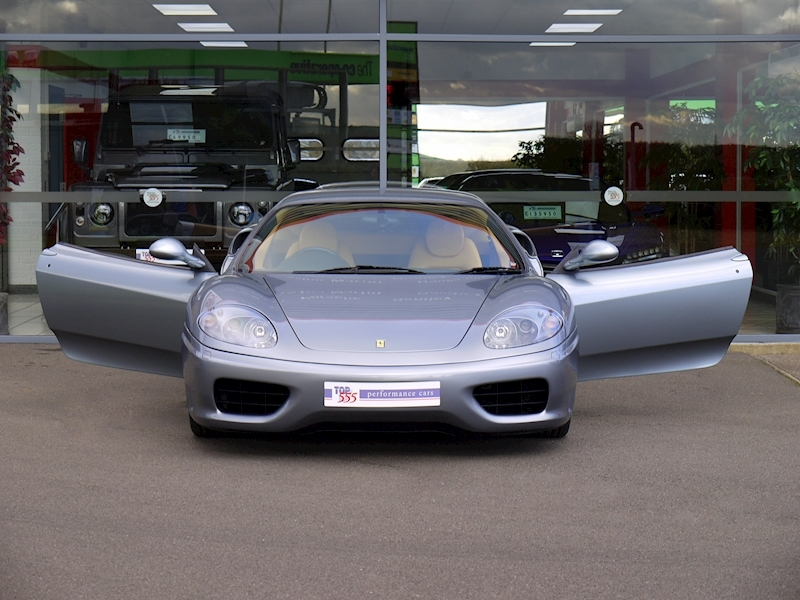 Ferrari 360 Modena - Manual - Large 37
