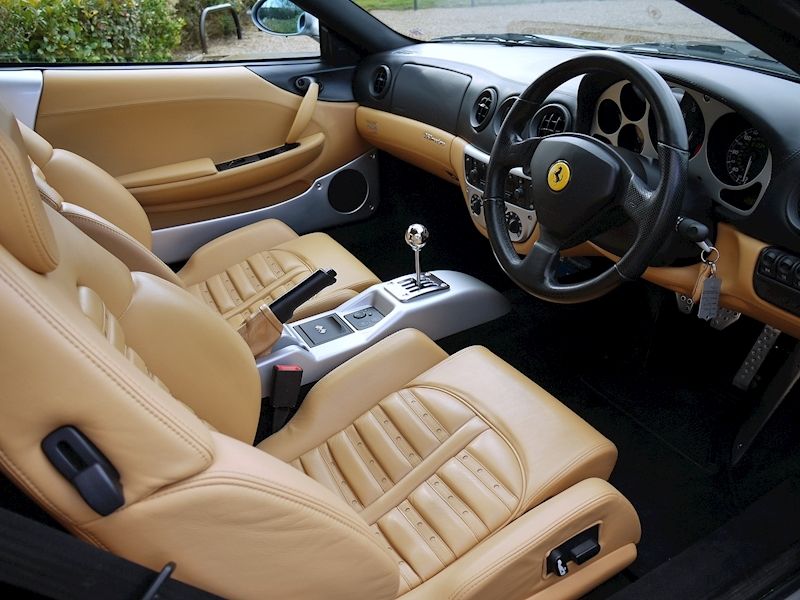 Ferrari 360 Modena - Manual - Large 1