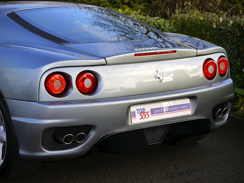 Ferrari 360 Modena - Manual - Large 4