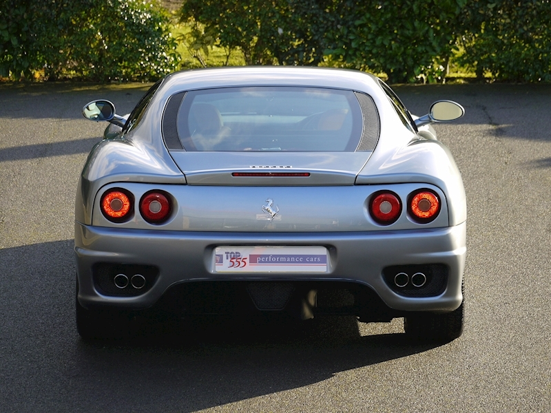 Ferrari 360 Modena - Manual - Large 15