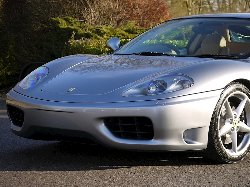Ferrari 360 Modena - Manual - Large 17