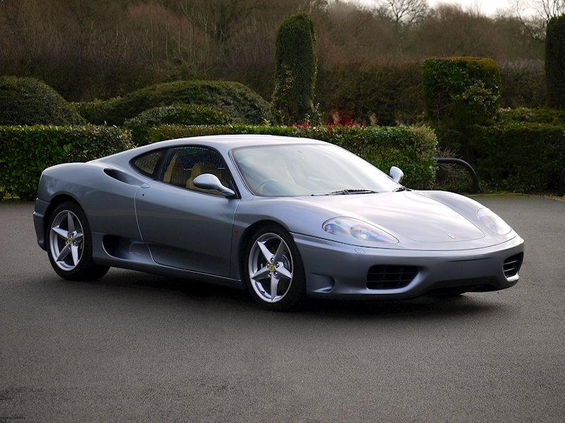 Ferrari 360 Modena - Manual - Large 32
