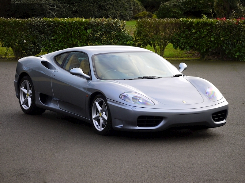 Ferrari 360 Modena - Manual - Large 0