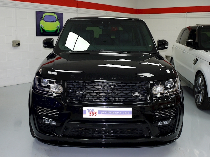 Land Rover RANGE ROVER 4.4 SDV8 AUTOBIOGRAPHY - SVO DESIGN PACK - Large 4