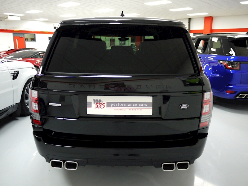 Land Rover RANGE ROVER 4.4 SDV8 AUTOBIOGRAPHY - SVO DESIGN PACK - Large 5