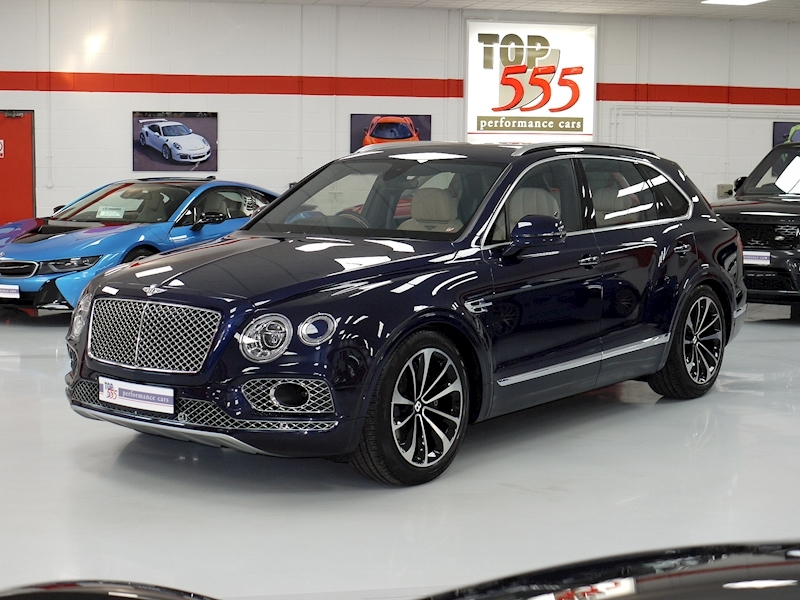 Bentley Bentayga W12 - Large 0
