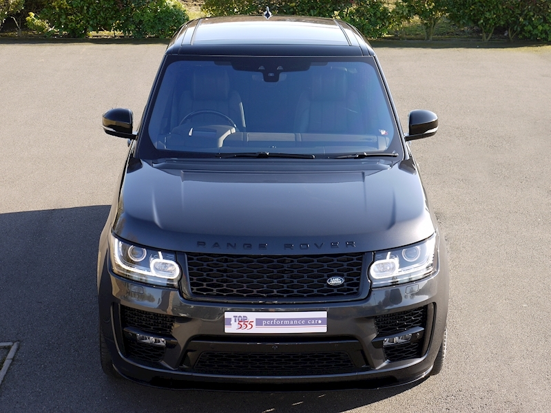 Land Rover RANGE ROVER 4.4 SDV8 AUTOBIOGRAPHY - BLACK SVO DESIGN PACK - Large 26