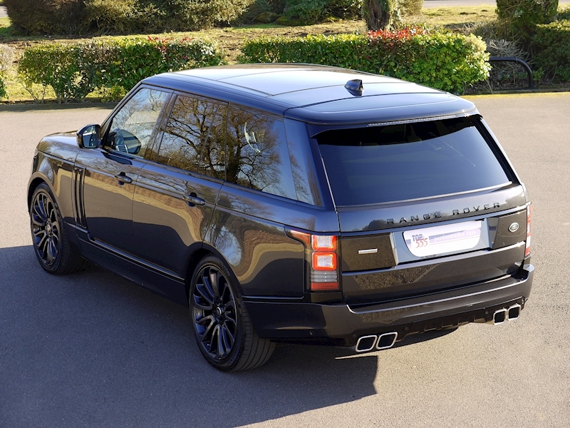 Land Rover RANGE ROVER 4.4 SDV8 AUTOBIOGRAPHY - BLACK SVO DESIGN PACK - Large 37