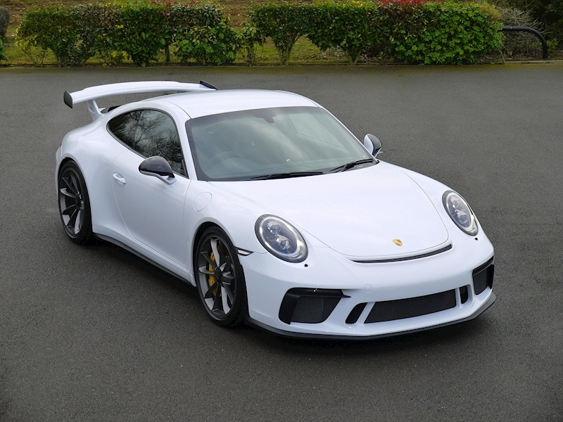 Porsche 911 (991.2) GT3 4.0 CLUBSPORT - MANUAL - Large 0