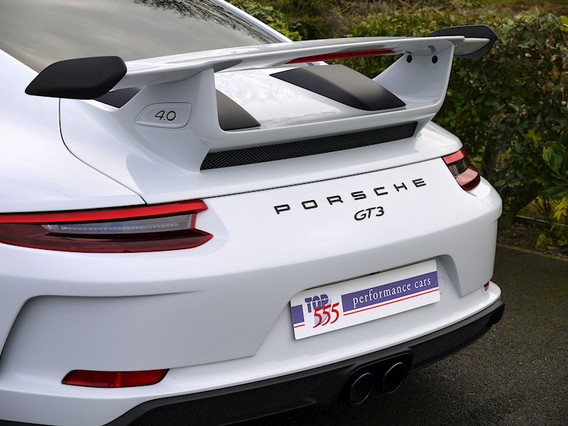 Porsche 911 (991.2) GT3 4.0 CLUBSPORT - MANUAL - Large 3