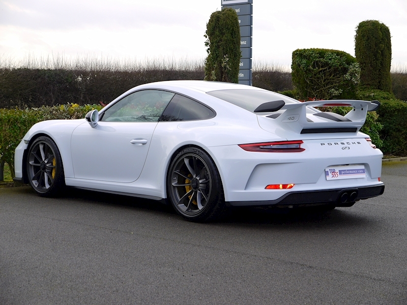Porsche 911 (991.2) GT3 4.0 CLUBSPORT - MANUAL - Large 11