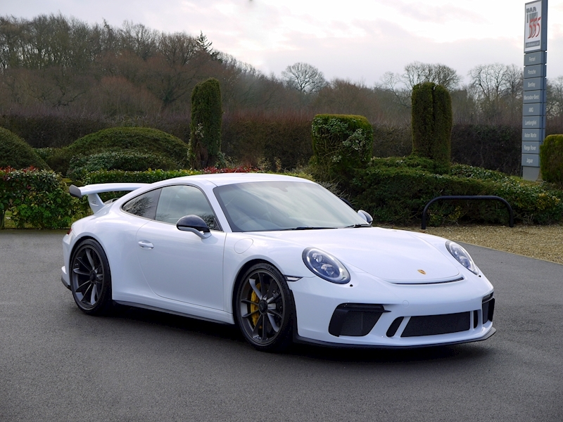 Porsche 911 (991.2) GT3 4.0 CLUBSPORT - MANUAL - Large 40