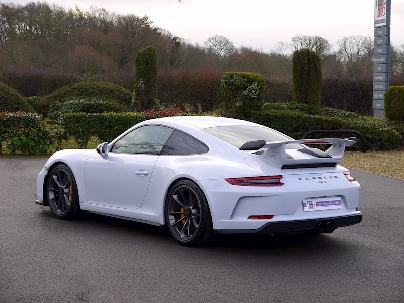 Porsche 911 (991.2) GT3 4.0 CLUBSPORT - MANUAL - Large 42