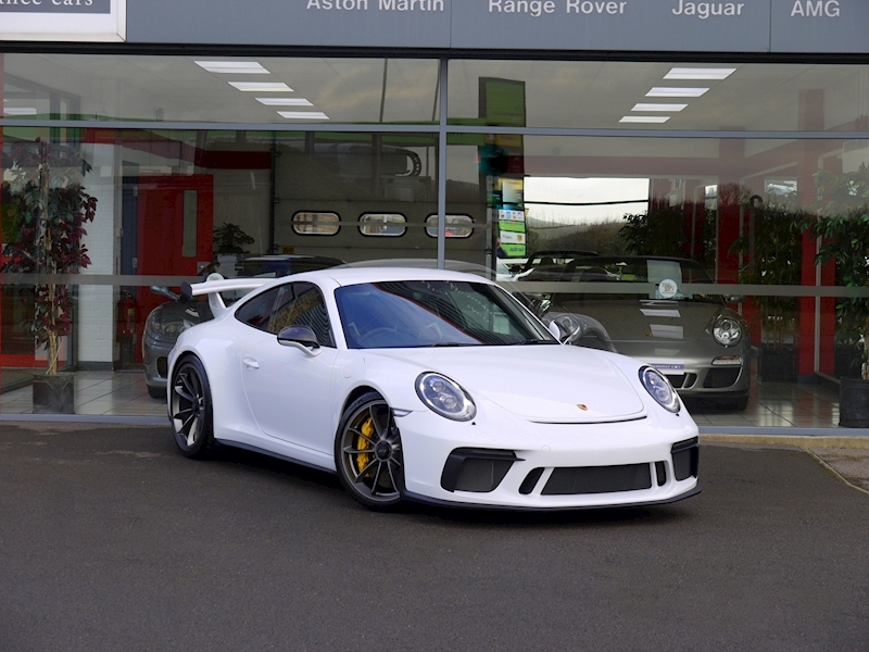 Porsche 911 (991.2) GT3 4.0 CLUBSPORT - MANUAL - Large 43
