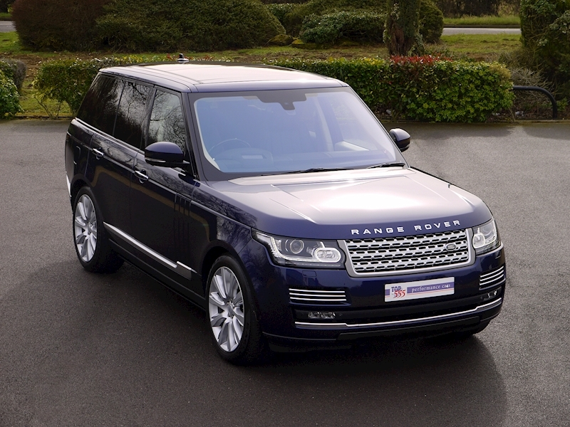 Land Rover Range Rover 4.4 SDV8 Autobiography - Large 0