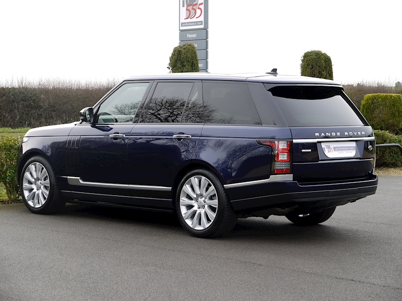 Land Rover Range Rover 4.4 SDV8 Autobiography - Large 9