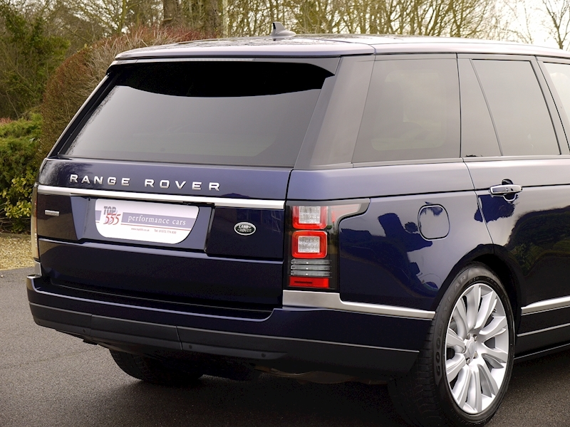 Land Rover Range Rover 4.4 SDV8 Autobiography - Large 11