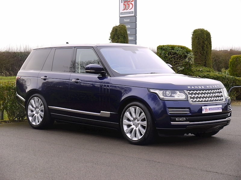 Land Rover Range Rover 4.4 SDV8 Autobiography - Large 15