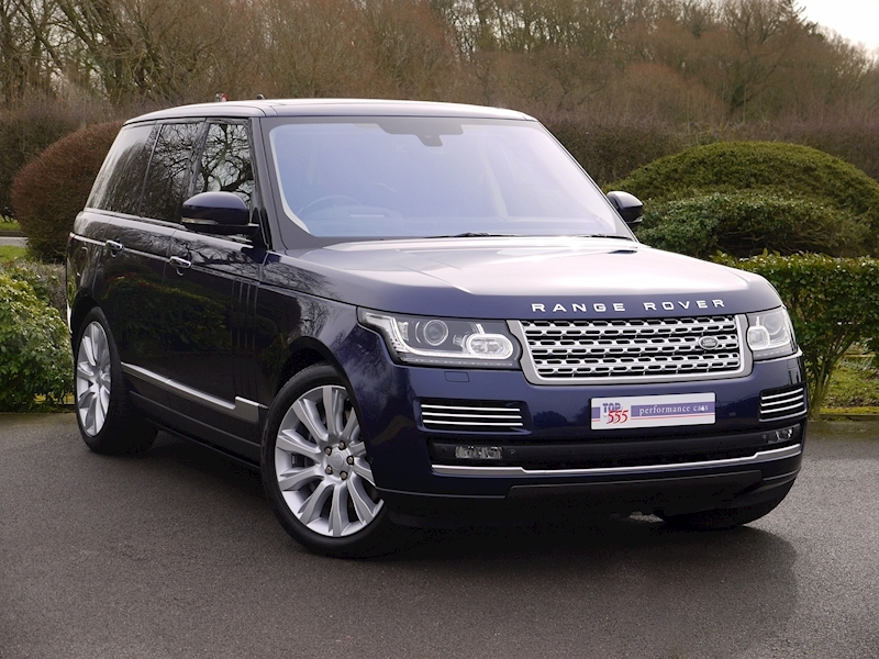 Land Rover Range Rover 4.4 SDV8 Autobiography - Large 28